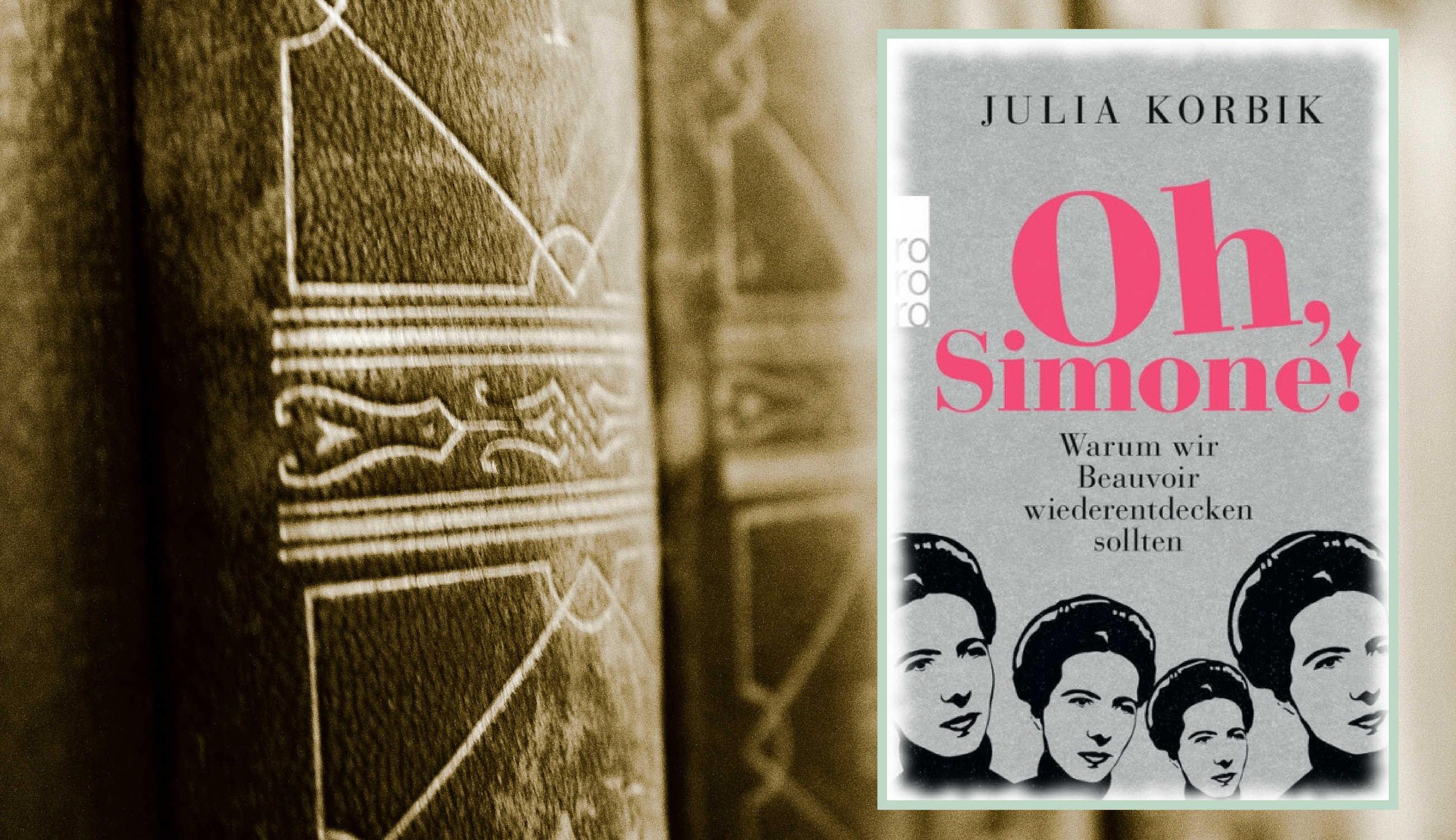 Rezension von Oh, Simone von Julia Korbik