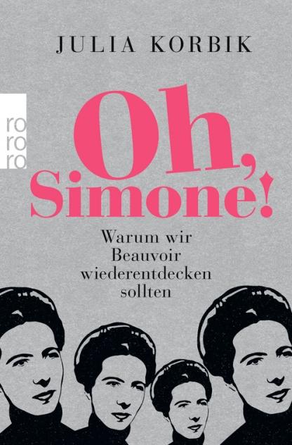 Buchcover Julia Korbik Oh Simone