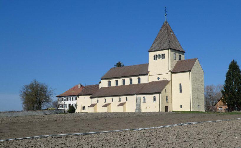 Klosterinsel Reichenau, Kirche St Georg