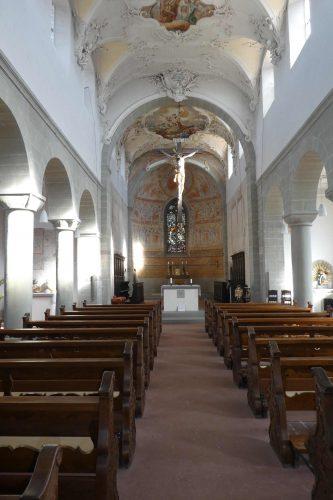 Sehenswürdigkeiten auf der Insel Reichenau, St. Peter und Paul