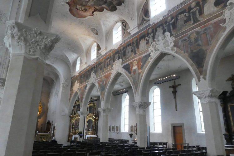 Highlights in Konstanz: Fresken in der Dreifaltigkeitskirche