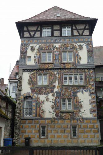 Highlights in Konstanz: Wohnturm Zum goldenen Löwen