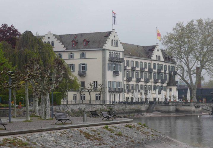 Inselhotel in Konstanz