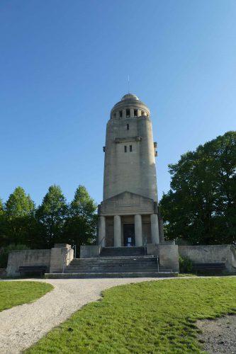 Aussichtspunkte in Konstanz: Bismarckturm