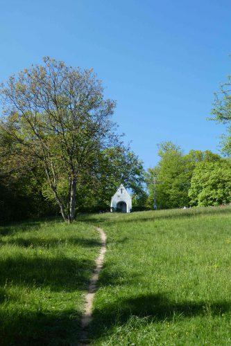 Aussichtspunkte in Konstanz: Riesenbergkapelle
