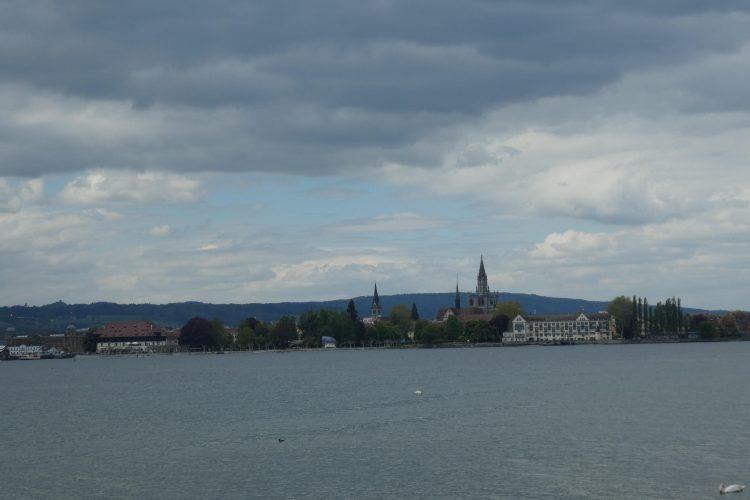 Aussichtspunkte in Konstanz: Die Schmugglerbucht
