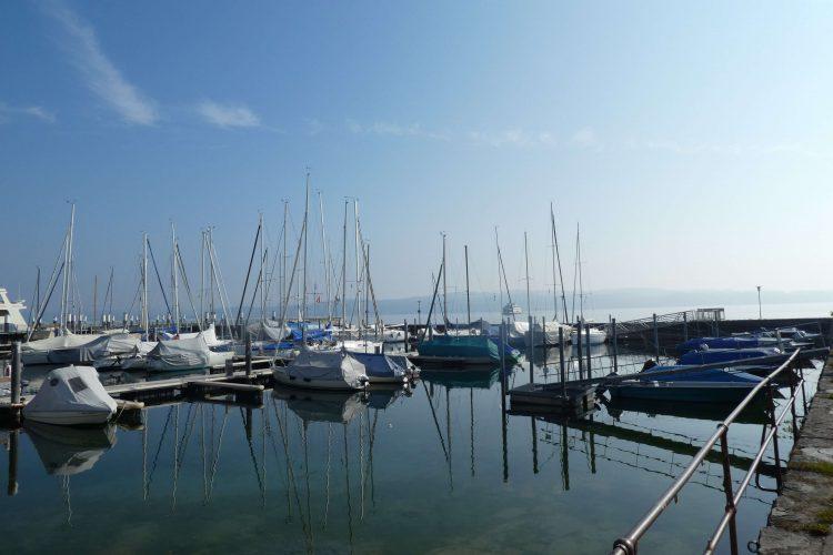 Aussichtspunkte in Konstanz: Staad