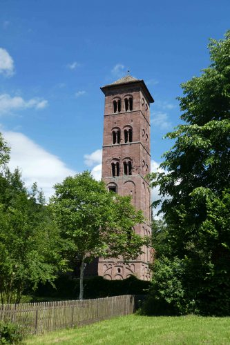 Geschichte des Klosters Hirsau: Der Eulenturm