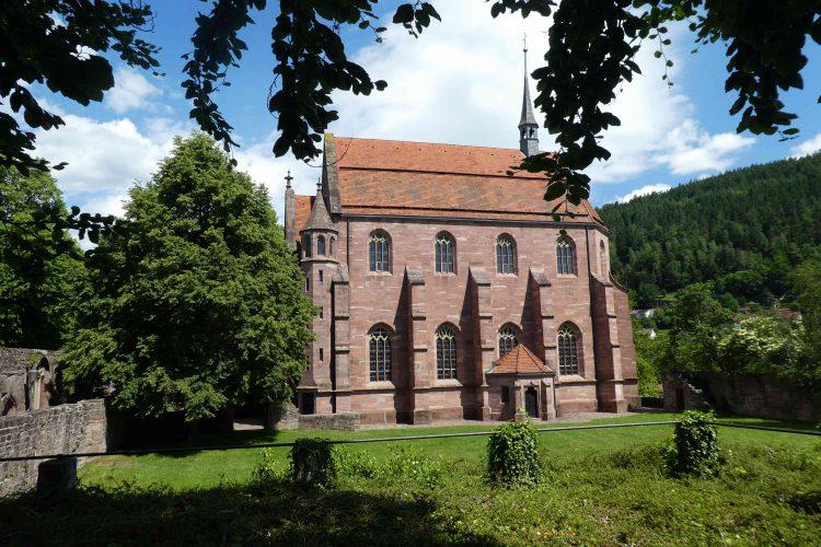 Geschichte des Klosters Hirsau: Marienkapelle