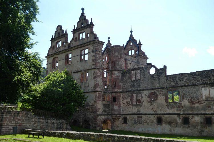 Kloster Hirsau: Schlossruine