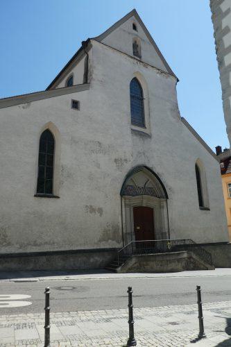 Highlights in Überlingen: Franziskanerkirche