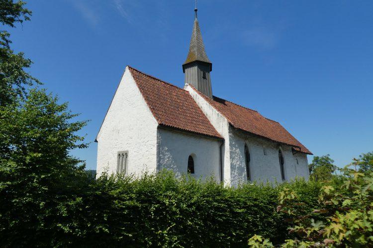 Highlights in Überlingen: Kapelle St. Sylvester