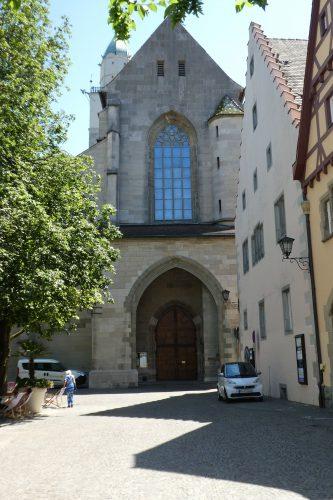 highlights in Überlingen: Münster St. Nikolaus