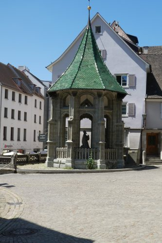Münster St. Nikolaus in Überlingen