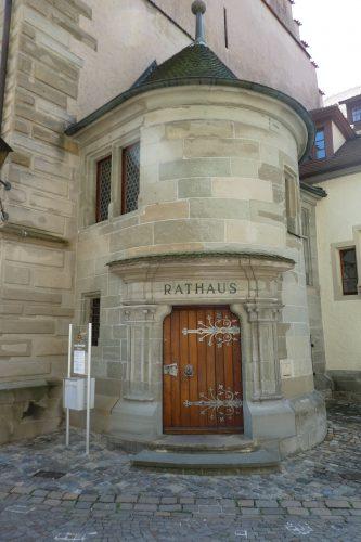 Überlinger Rathaus