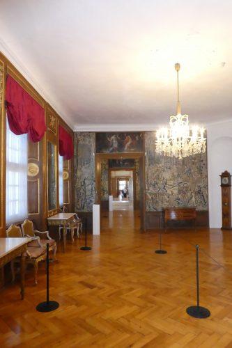 Neues Schloss Meersburg, Audienzzimmer