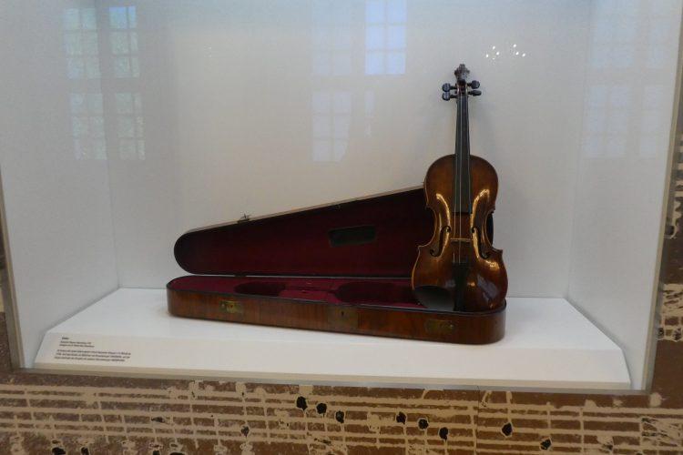 Violine, 1770