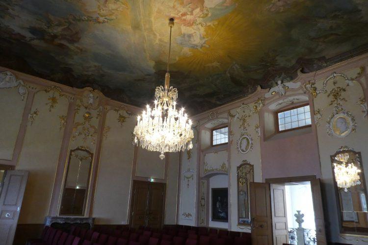 Neues Schloss Meersburg, Festsaal