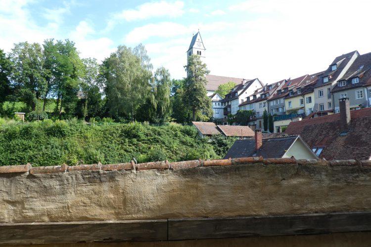 Sehenswürdigkeiten in Meersburg: Stadtkirche Mariä Heimsuchung