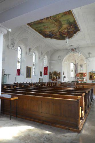 Kirche Mariä Heimsuchung