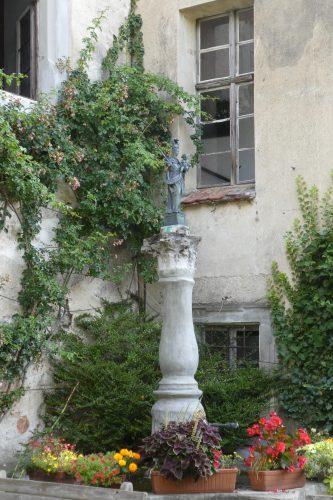 Marienbrunnen in Burggarten