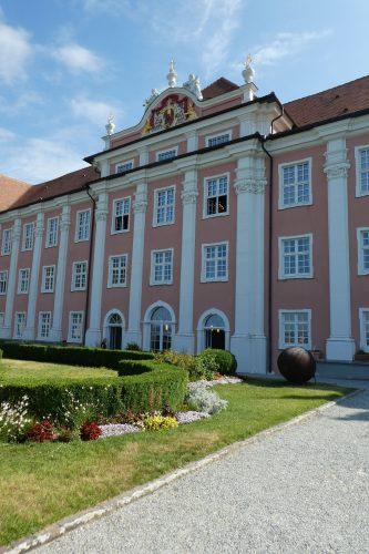Sehenswürdigkeiten in Meersburg:  Neues Schloss