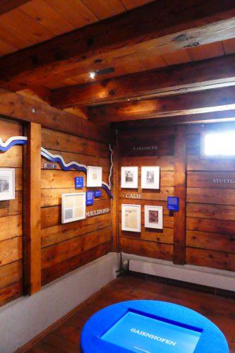 Dauerausstellung Hesse Museum Gaienhofen