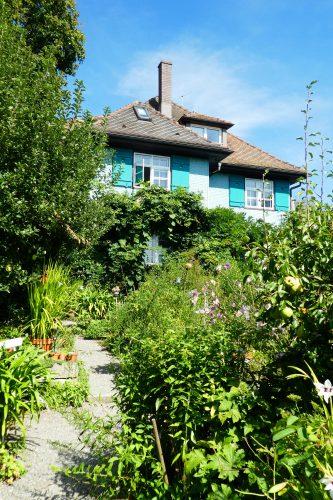 Haus von Hermann und Mia Hesse am Bodensee