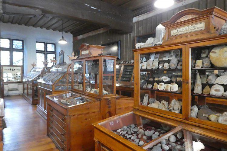 Rosgartenmuseum in Konstanz:  Leinersaal