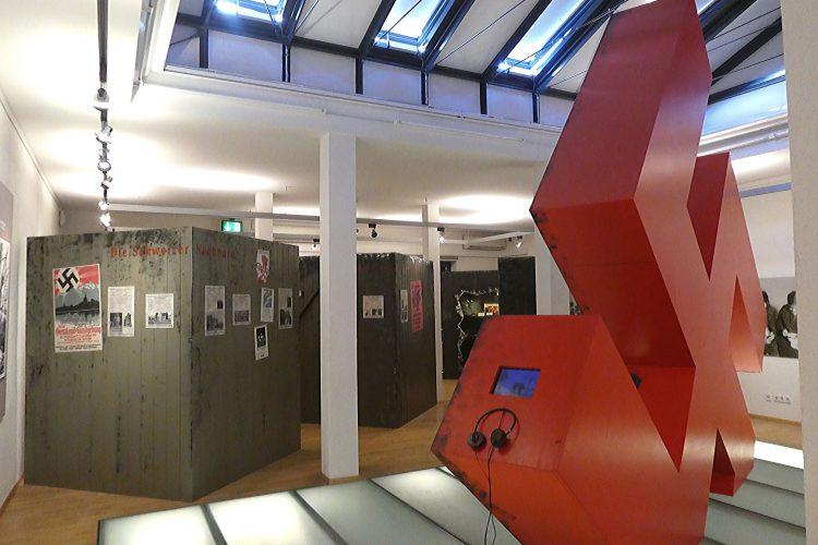 Rosgartenmuseum in Konstanz: NS-Zeit