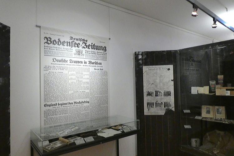 Konstanz während der NS-Zeit