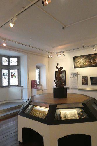 Rosgartenmuseum in Konstanz:  Reformationszeit