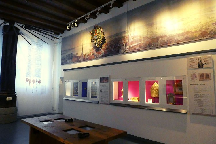 Rosgartenmuseum in Konstanz: Stadtherrschaft