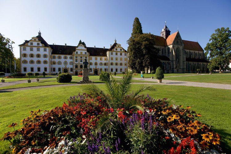 Sehenswürdigkeiten am Bodensee: Kloster und Schloss Salem