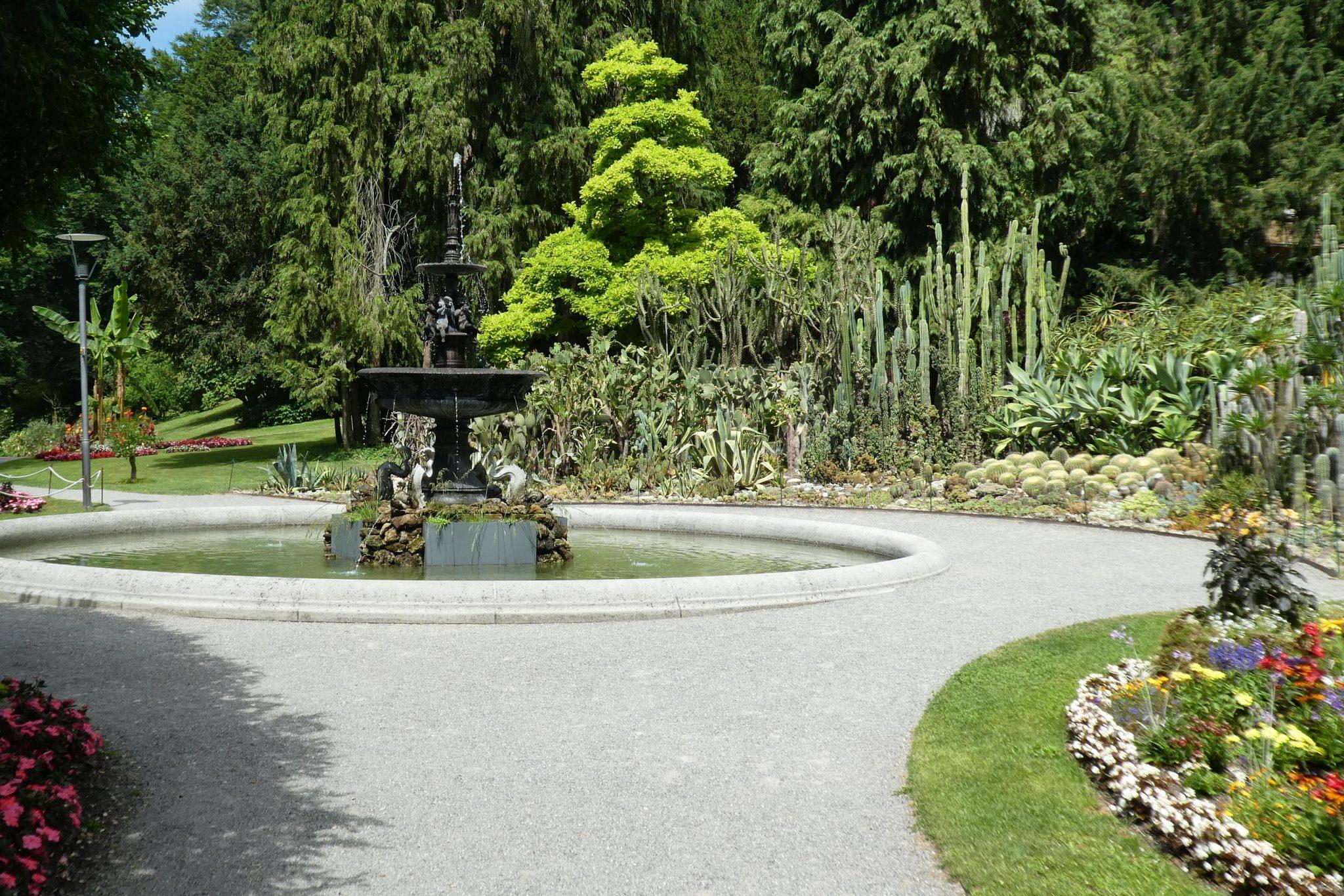 Oberer Stadtgarten in Überlingen