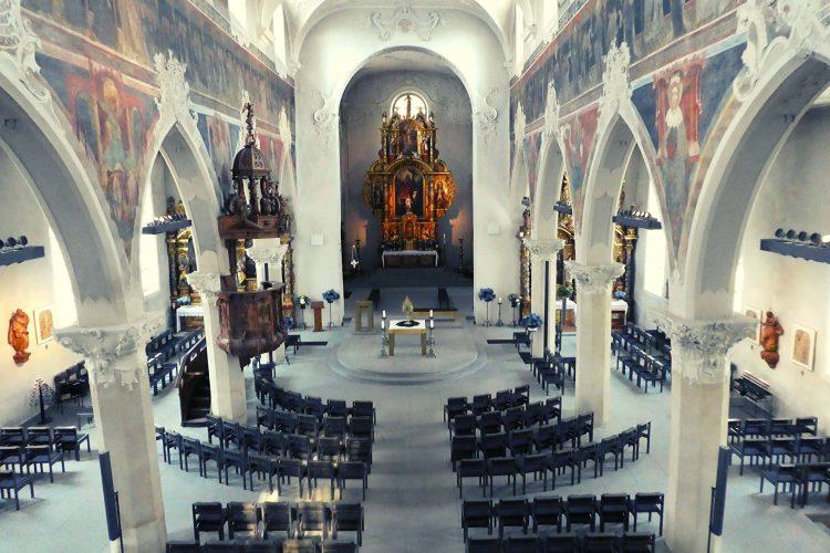 Kirchen am westlichen Bodensee: Dreifaltigkeitskirche