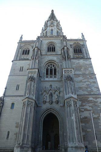 Kirchen am westlichen Bodensee: Münster in Konstanz