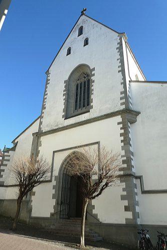 Kirchen am westlichen Bodensee: Radolfzeller Münster