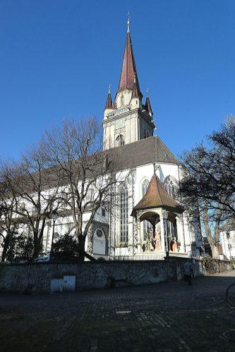 Kirchen am westlichen Bodensee: Münster Radolfzell