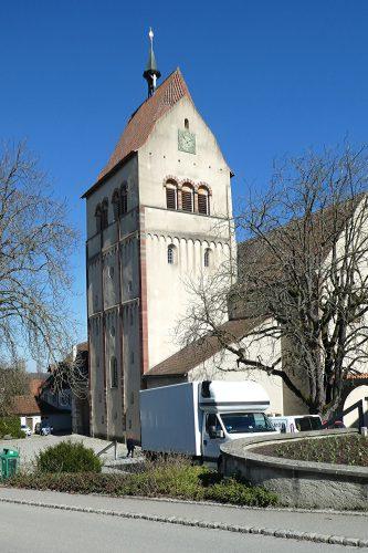 Kirchen am westlichen Bodensee: Münster St. Maria und Markus auf der Insel Reichenau