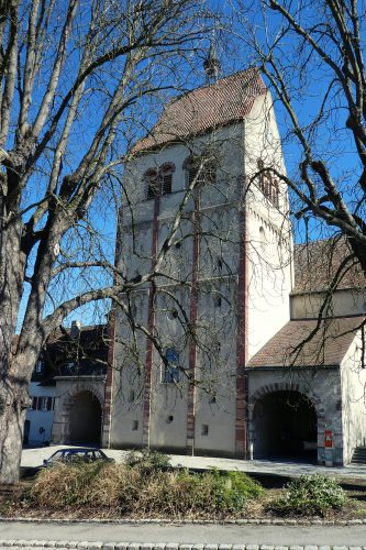 Münster St. Maria und Markus auf der Insel Reichenau