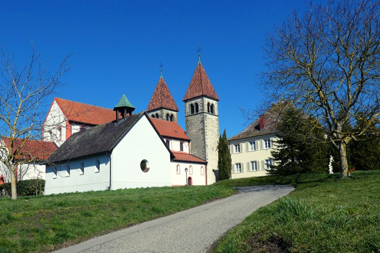 Kirchen am westlichen Bodensee: St. Peter und Paul auf der Reichenau