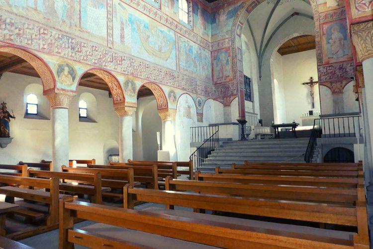 Kirchen am westlichen Bodensee: St. Georg auf der Reichenau