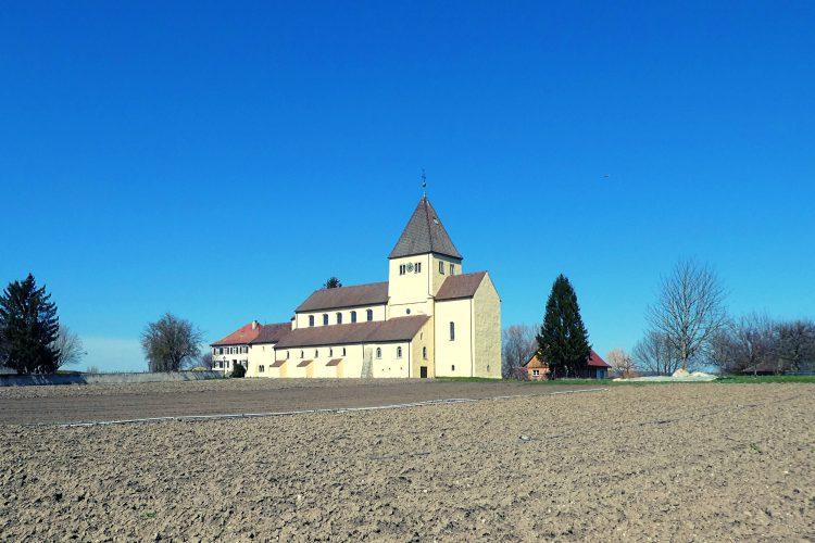 Kirchen am westlichen Bodensee: St. Georg auf der Insel Reichenau