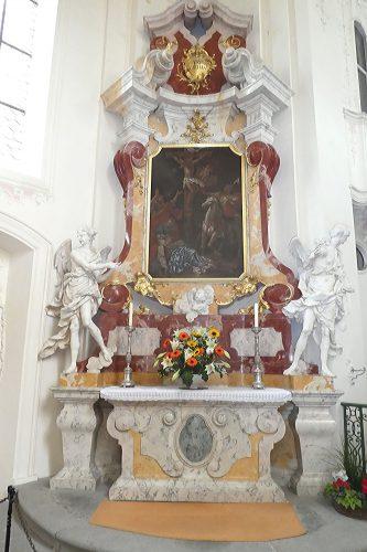 Schlosskirche auf der Mainau