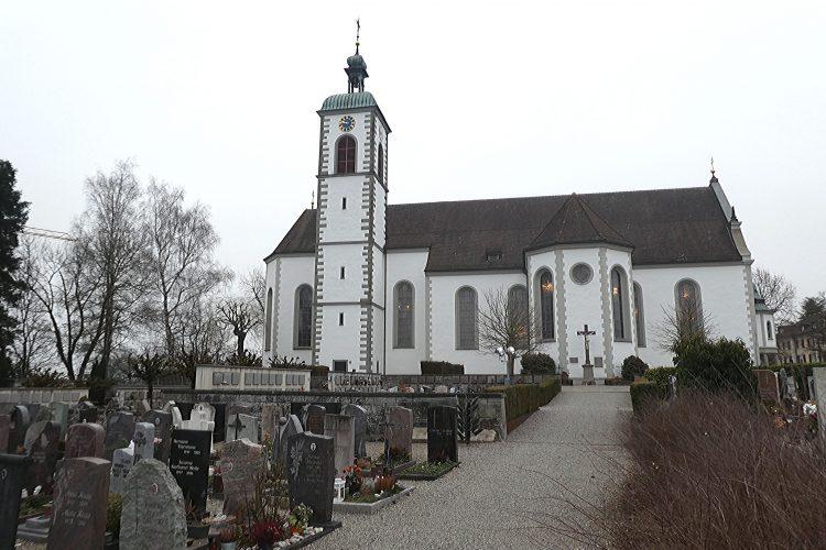 Kirchen am westlichen Bodensee: St. Ulrich und Afra
