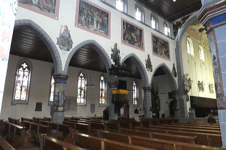 St. Stephan Kanzel