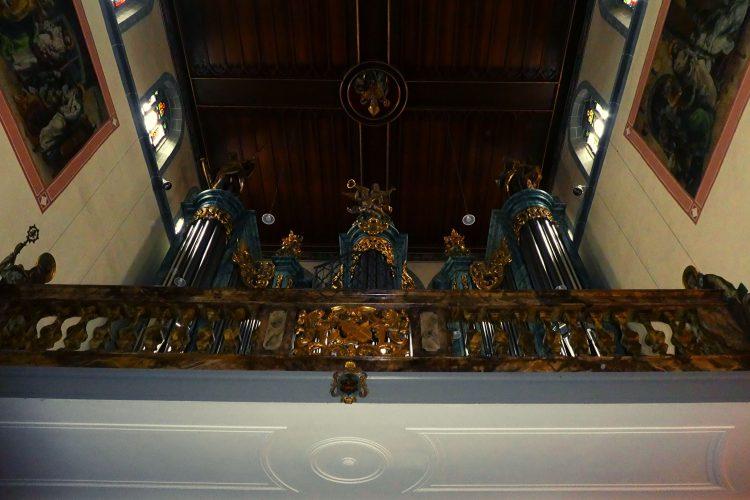 St. Stephan Orgel