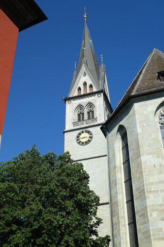Kirchen am westlichen Bodensee: St. Stephan in Konstanz