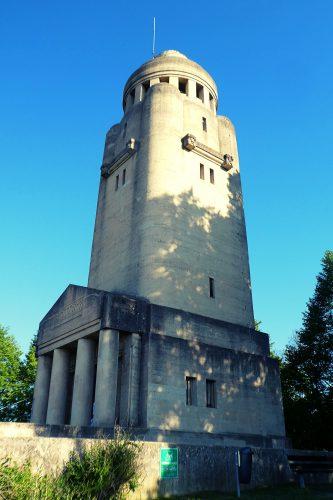Lieblingsorte in Konstanz: Bismarckturm